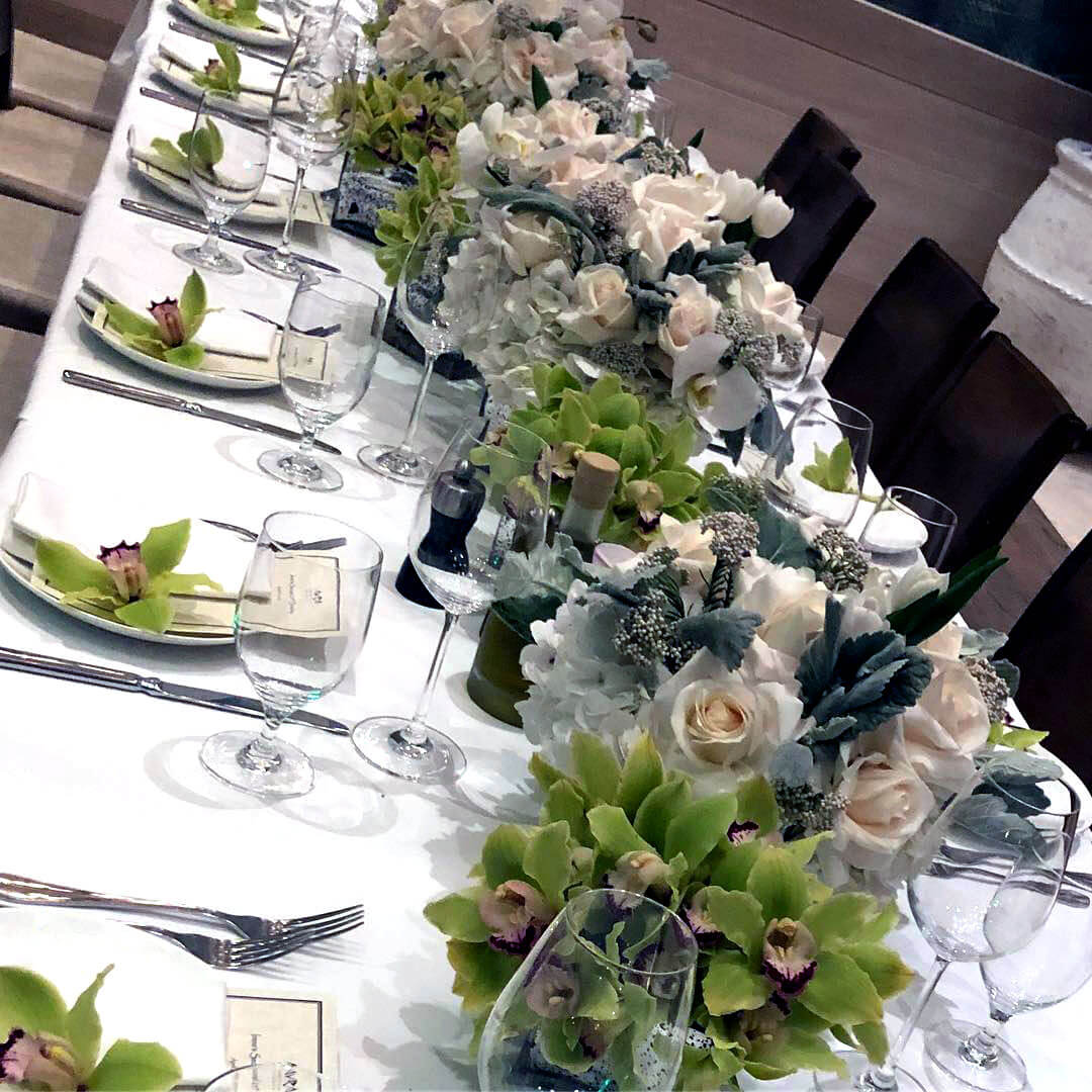 Floral Arrangements for AVRA of Beverly Hills